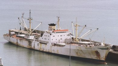 Photo of MV Imouzzer – Cargo from the Past