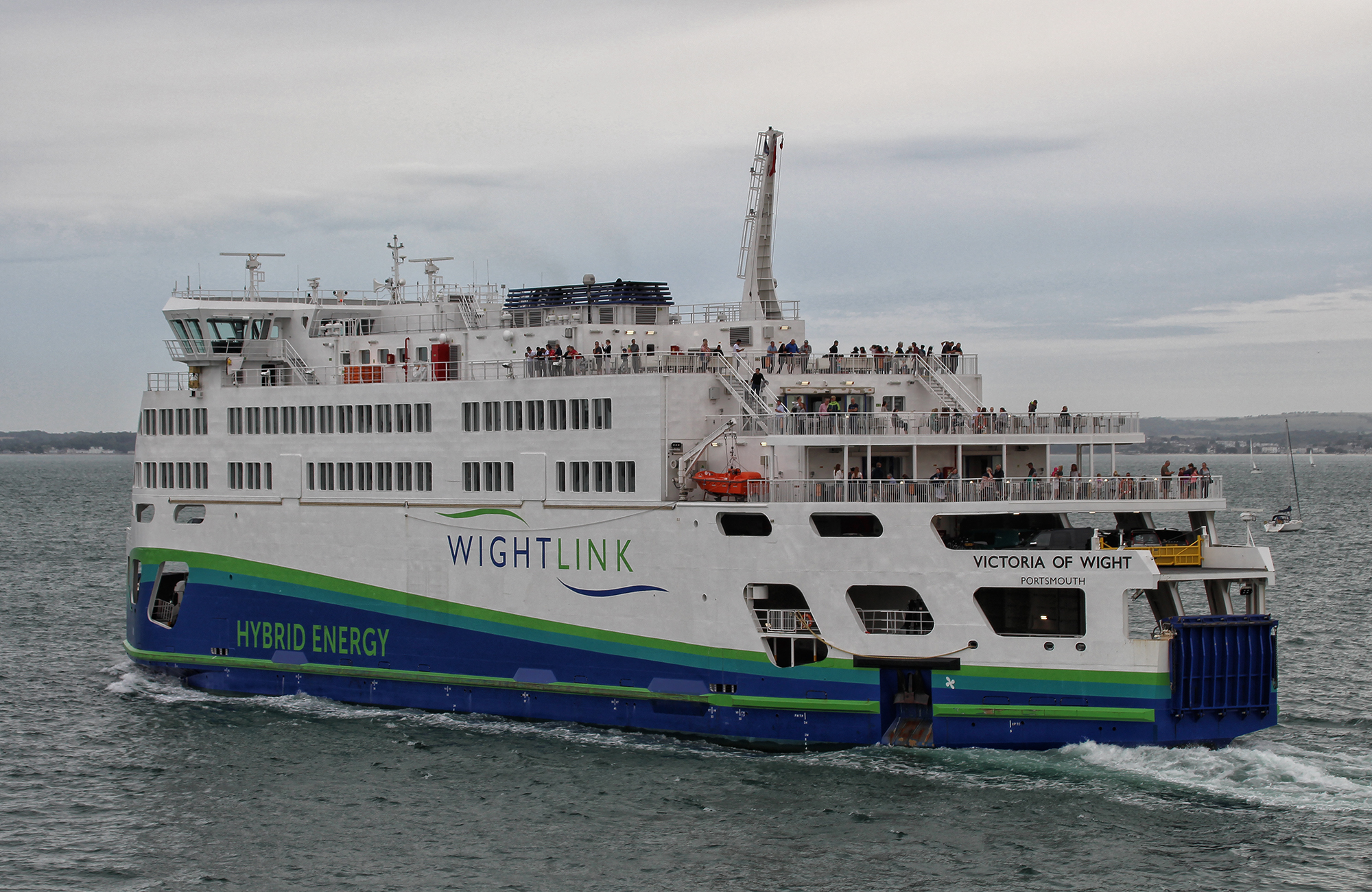 Victoria of Wight © Ray Goodfellow
