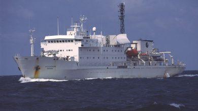 Photo of MV Akademik Ioffe – Past and Present