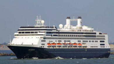 Photo of MV Rotterdam – Past and Present