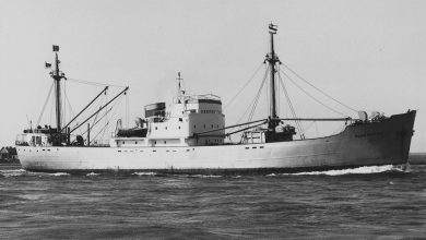 Photo of MV Oldenburg – Cargo from the Past