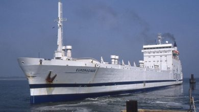 Photo of MV Euromagique – Past and Present