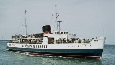 Photo of MV Southsea – Past and Present