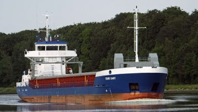 Photo of MV Eems Dart – Past and Present