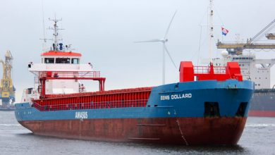 Photo of MV Eems Dollard – Past and Present