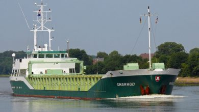 Photo of MV Smaragd – Past and Present