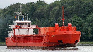 Photo of MV Merit – Past and Present