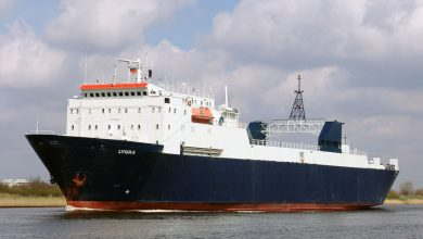 Photo of MV Lygra – Past and Present