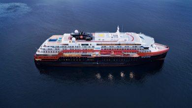 Photo of MV Fridtjof Nansen – Past and Present