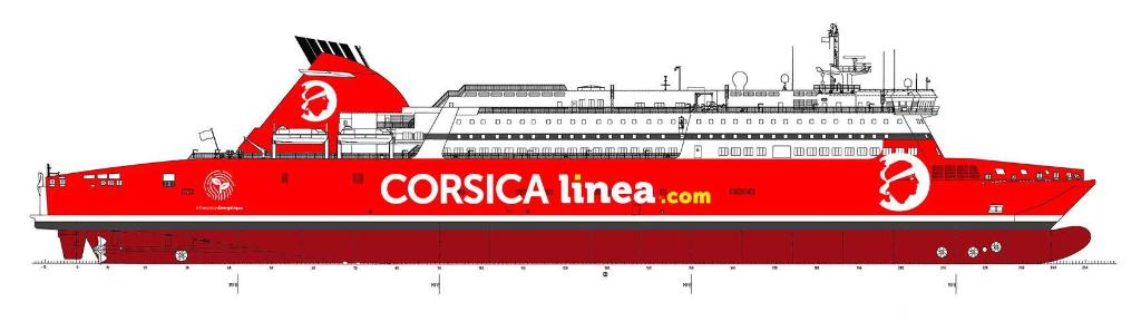 © Corsica Linea