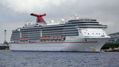 Photo of MV Carnival Legend – Past and Present