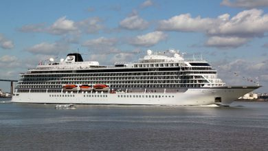Photo of MV Viking Star – Past and Present