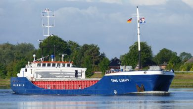 Photo of MV Eems Cobalt – Past and Present