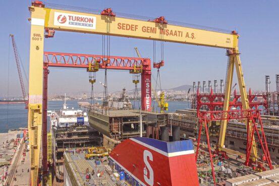 © Sedef Shipbuilding Inc.