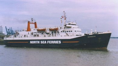 Photo of MV Norwave – Past and Present