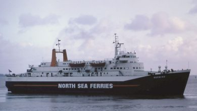 Photo of MV Norwind – Past and Present