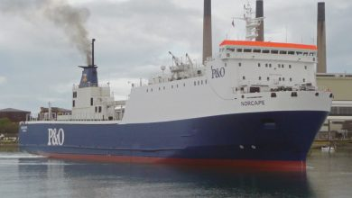 Photo of MV Norcape – Past and Present