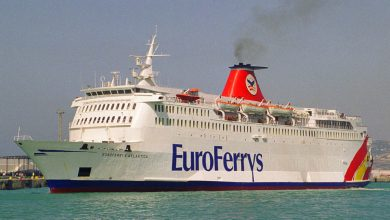 Photo of MV Euroferrys Atlantica – Past and Present