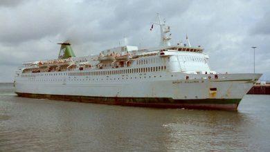 Photo of MV Saint Killian (II) – Past and Present