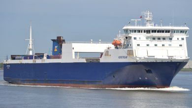 Photo of MV Norstream – Past and Present