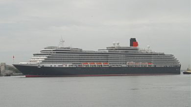 Photo of MV Queen Victoria – Past and Present