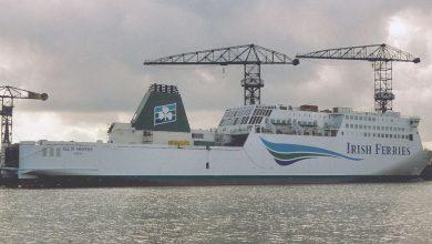 Photo of MV Isle of Innisfree (1995) – Past and Present