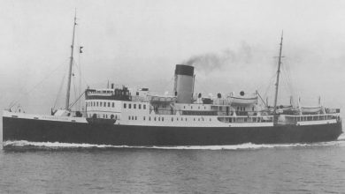 Photo of TS Princess Maud (II) – Past and Present