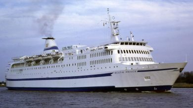 Photo of MV Scotia Prince – Past and Present