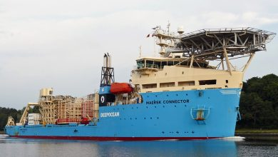 Photo of MV Maersk Connector – Past and Present
