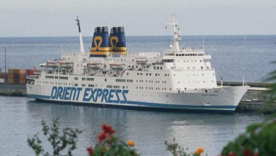 Photo of MV Orient Express (Ex Bore Star) – Past and Present