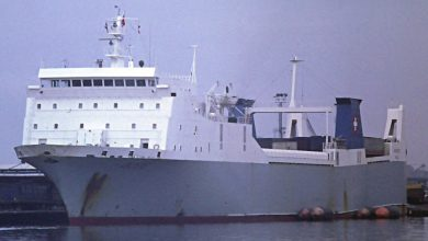 Photo of MV Tidero Star – Past and Present