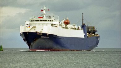 Photo of MV Celtic Star – Past and Present