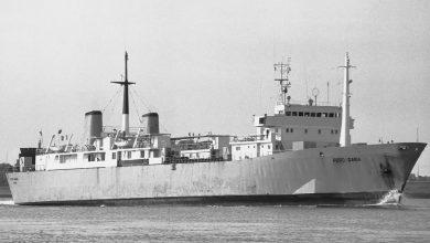 Photo of MV RoRo Dania – Past and Present