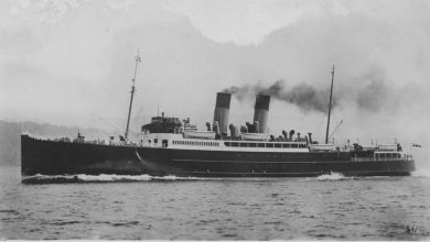 Photo of TS Vienna (II) (1929) – Past and Present