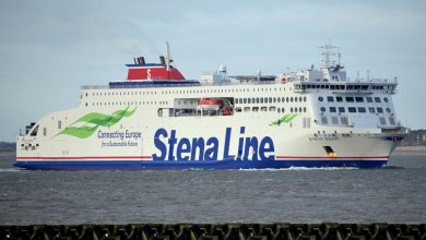 Photo of MV Stena Edda – Past and Present