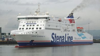 Photo of MV Stena Superfast VIII – Past and Present