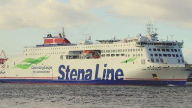 Photo of MV Stena Estrid – Past and Present