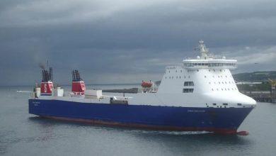 Photo of MV Stena Forecaster – Past and Present