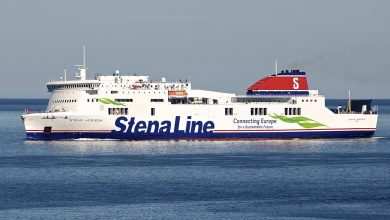 Photo of MV Stena Horizon – Past and Present