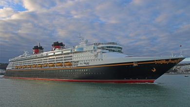 Photo of MV Disney Wonder – Past and Present